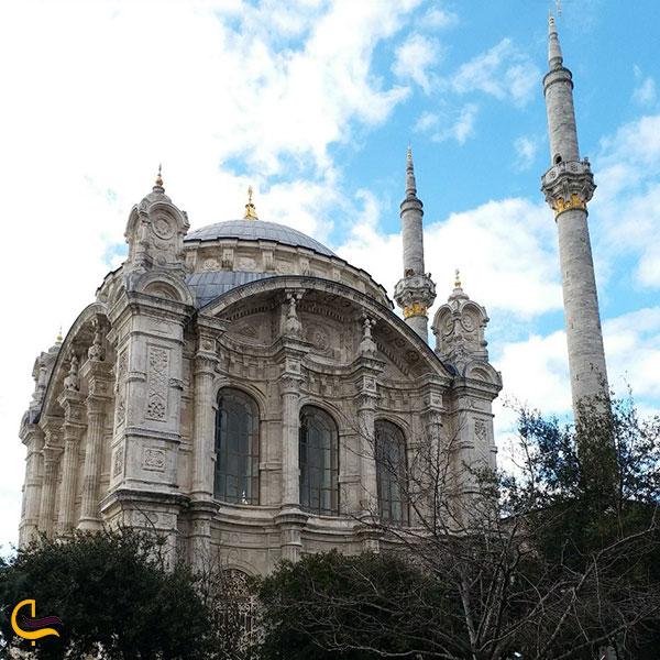 عکس مسجد دلمه باغچه