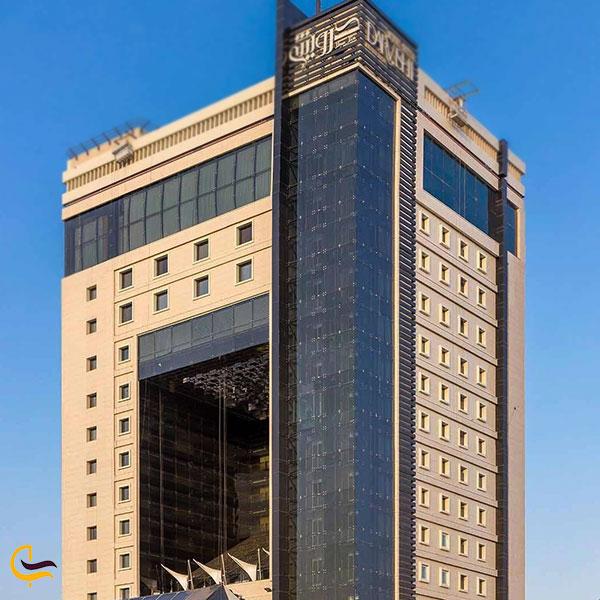 عکس هتل درویش مشهد
