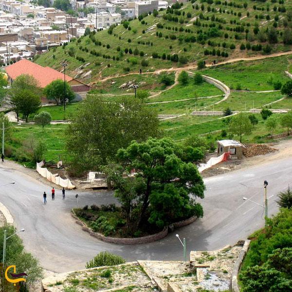 تصویری از پارک کوهستانی دوکانان