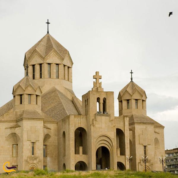 تصویری از کلیسای جامع سنت گریگور روشنگر
