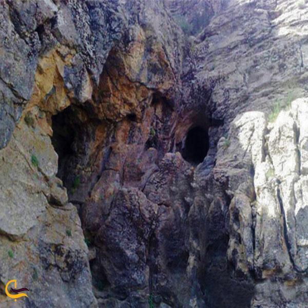 عکس غار کونا شم شم