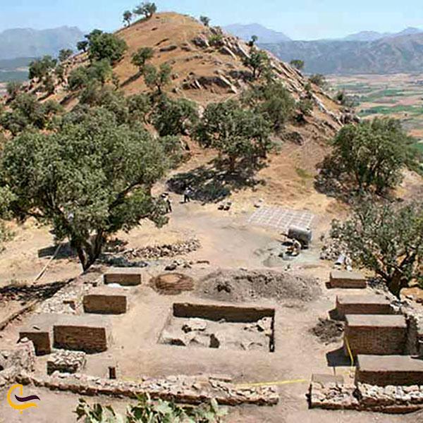 عکس قلعه ایمام