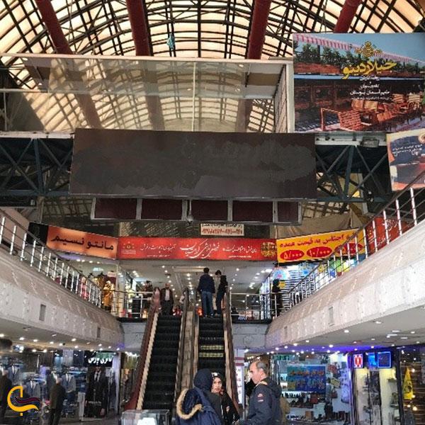 عکس فضای داخلی مجتمع تجاری اداری بوستان