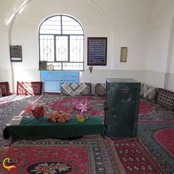 عکس بارگاه امامزاده سید عیسی