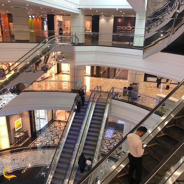عکس مرکز خرید اپال