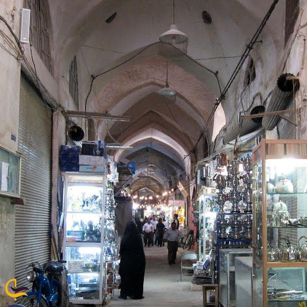 عکس صنایع دستی بازار بزرگ اصفهان