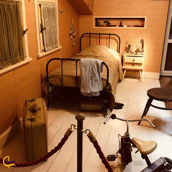 تصویری از موزه معصومیت