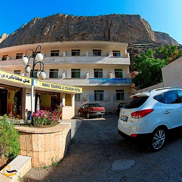 عکس هتل جهانگردی بازرگان