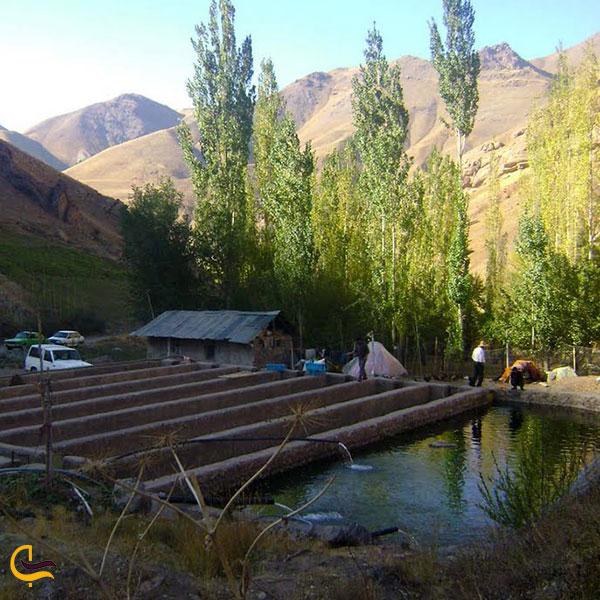 عکس روستای جوستان