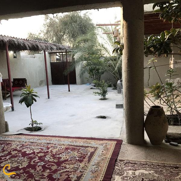 عکس اقامتگاه بومگردی کاکا قشم