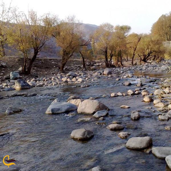 تصویری از روستای کمرد