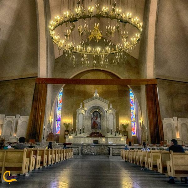 نمایی از کلیسای جامع سنت گریگور روشنگر