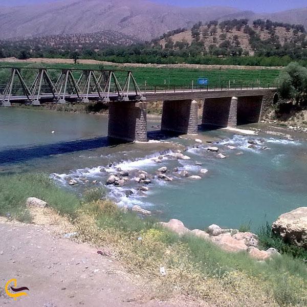 عکس رودخانه کر