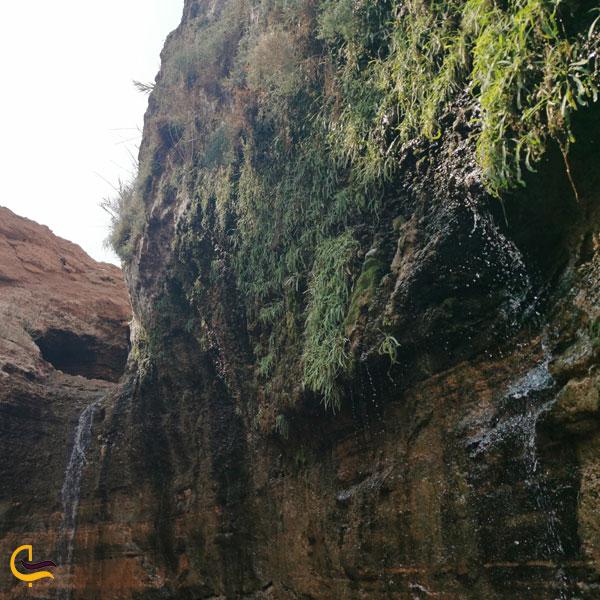 تصویری از آبشار کشیت