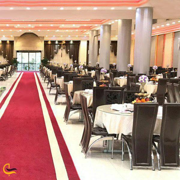 عکس رستوران الماس خمین