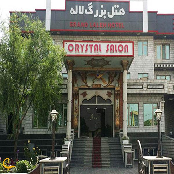 تصویری از هتل لاله بناب