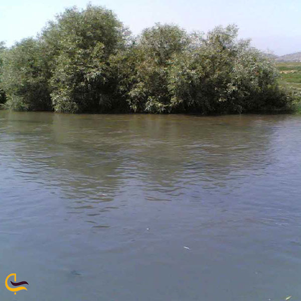عکس رودخانه کشکان لرستان