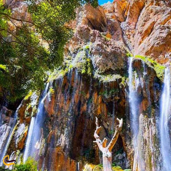تصویری از آبشار مارگون