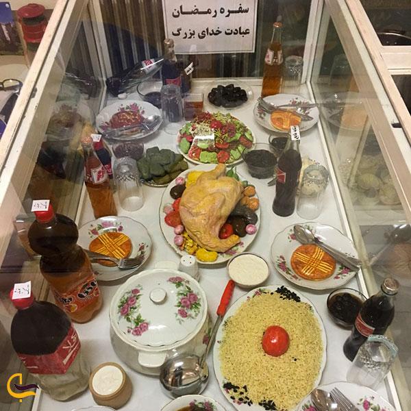 عکس موزه خوراکی استاد بهتونی