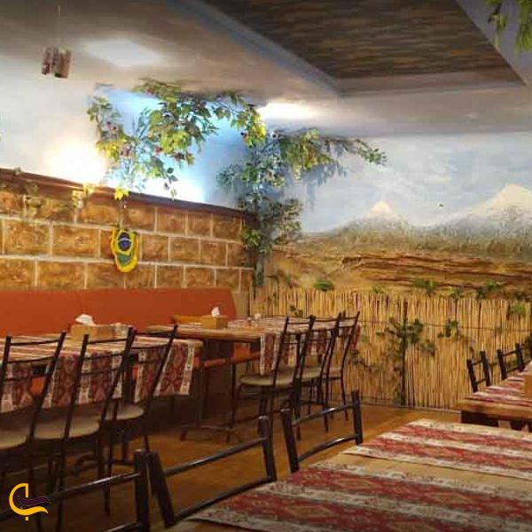 تصویری از رستوران مرتاقه ایروان
