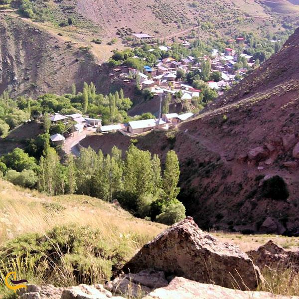 عکس روستای مورود