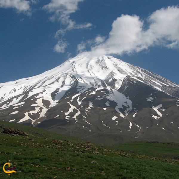 تصویری از کوه بینالود