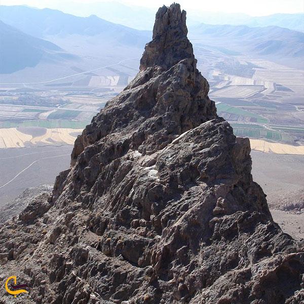 عکس کوه منار