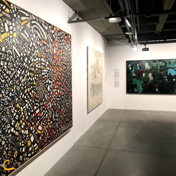 تصویری از موزه هنر مدرن استانبول