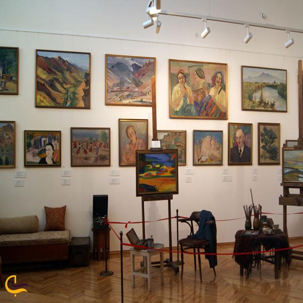 تصویری از موزه ساریان
