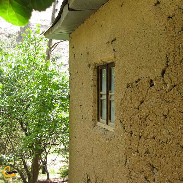 عکس خانه های روستای نشترود