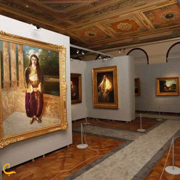 عکس کاخ ولیعهد یا موزه ملی نقاشی