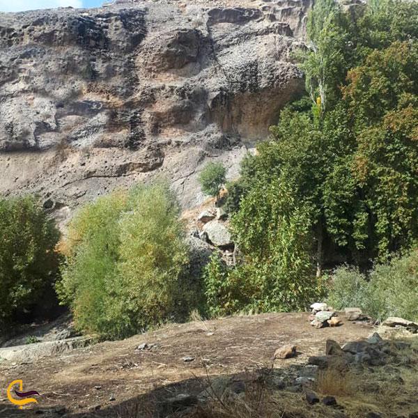 عکس طبیعت روستای سرهه