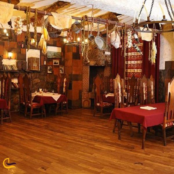 تصویری از رستوران اولد ایروان