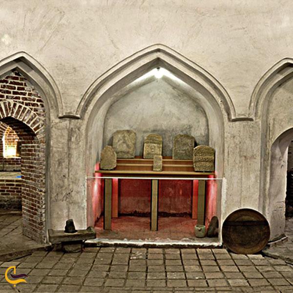 عکس حمام قدیمی و تاریخی دیلمان