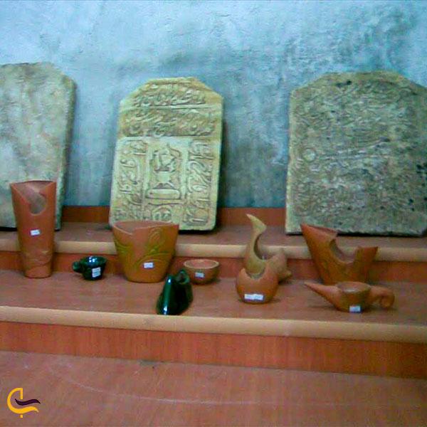 عکس آثار حمام قدیمی و تاریخی دیلمان