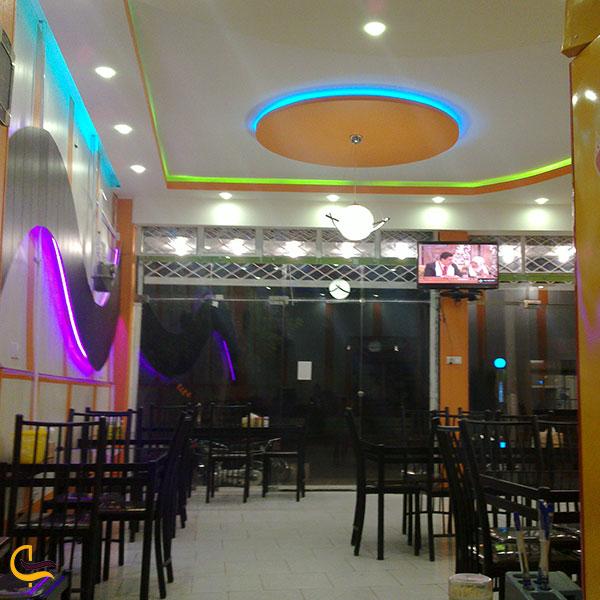 عکس رستوران صدف