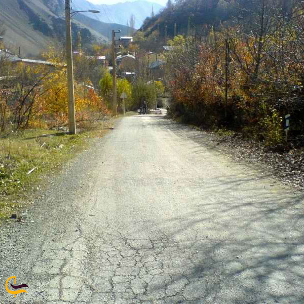 عکس روستای کلوان