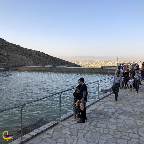 عکس عکاسی در مجموعه تفریحی کوهشار مشهد