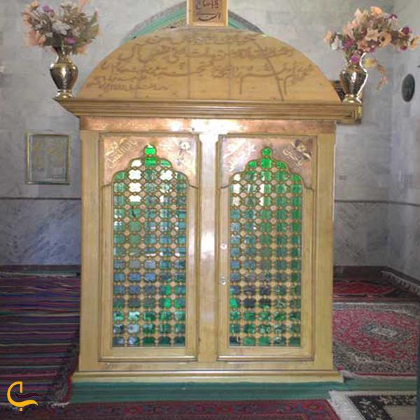 تصویری از امامزاده حمزه