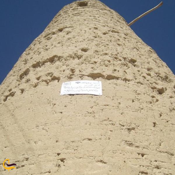 تصویری از برج روستای هرازجان