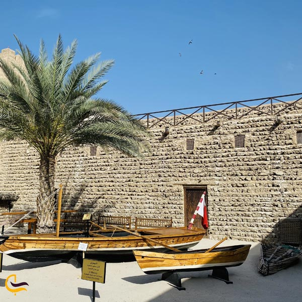 تصویری از موزه الفهمیدی دبی