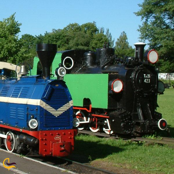 تصویری از پارک کودک