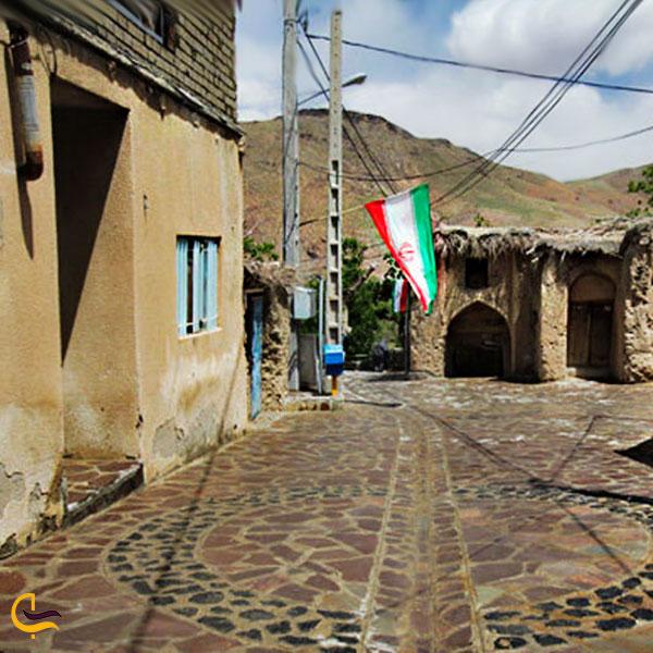 عکس روستای ری زمین