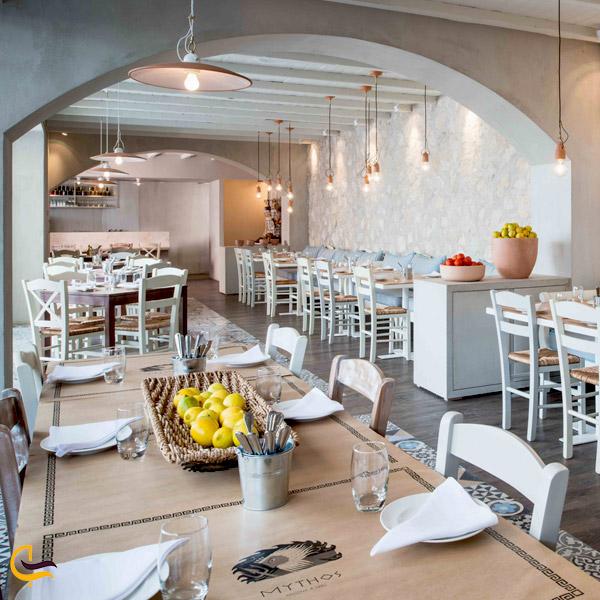 تصویری از رستوران Mythos Kouzina & Grill