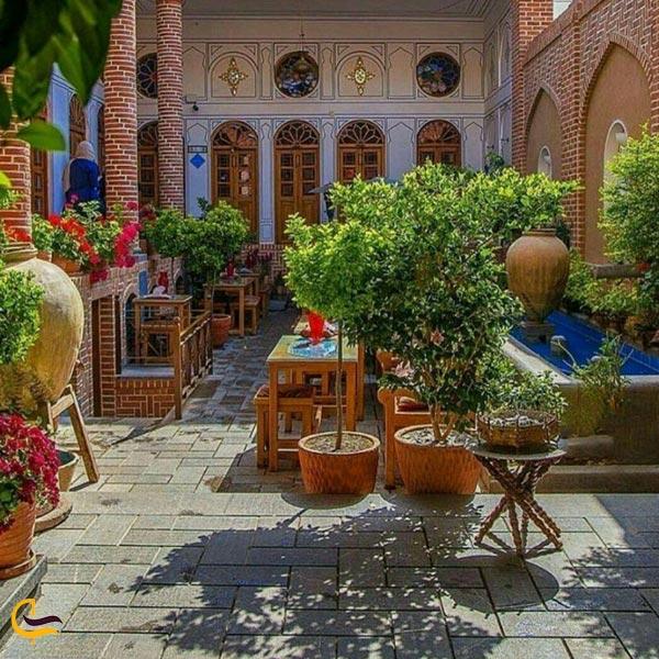 تصویری از رستوران ترنج اصفهان