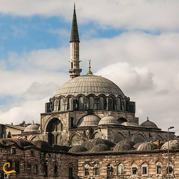 عکس مسجد رستم پاشا