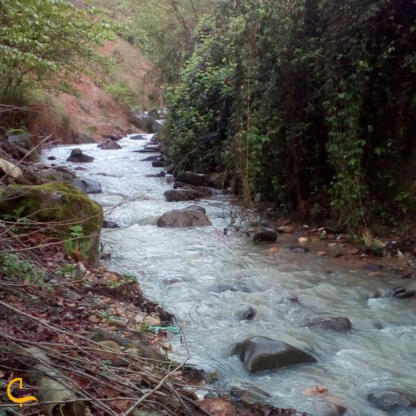 تصویری از آبشار صفارود