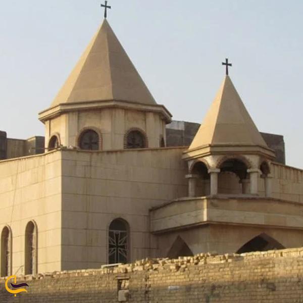 تصویری از کلیسای سورپ مسروپ