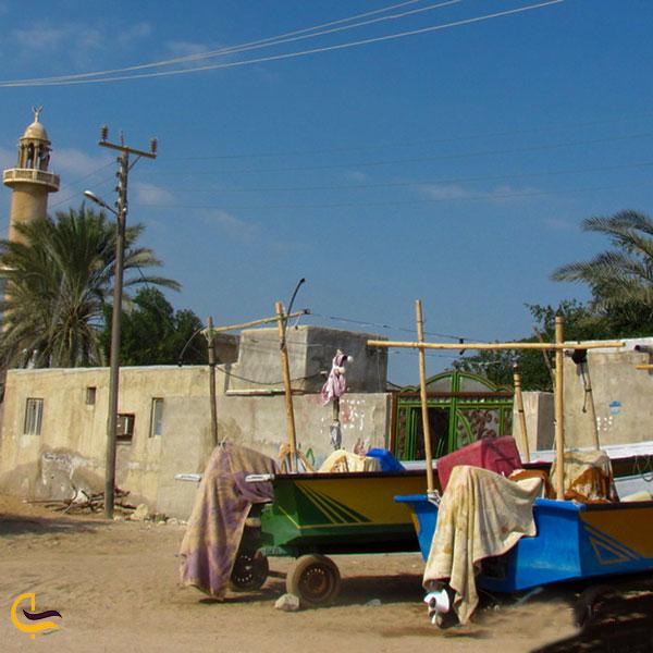 عکس روستای سلخ