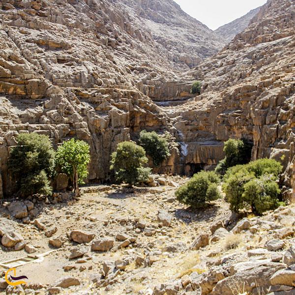 عکس منطقه حفاظتشده هفتاد قلعه